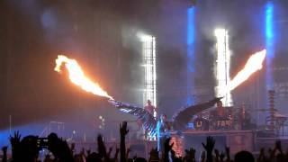 Rammstein - Engel Live in Madison Square Garden - NYC. Partial