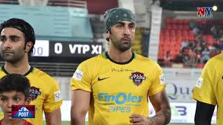 Ranbir Kapoor rushed to hospital after getting injured while playing football