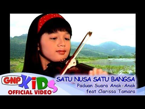 Satu Nusa Satu Bangsa - Surya Children Choir feat Clarissa Tamara mp3