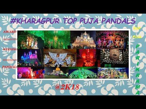 Xxx Mp4 Kharagpur Durga Puja Parikrama 2018 Kharagpur Durga Puja Pandals 2k18 3gp Sex