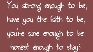 Marillion - Beautiful (lyrics)