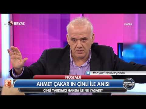 Ahmet Çakar'ın tuhaf anıları-2 (Çinli hakem ve sabun)
