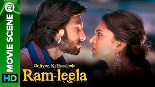 Ranveer Singh Gets Angry On Deepika Padukone