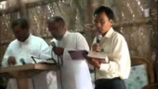 Sagali (Arunachal) meeting by Pas. James K Eapen, Pas. Rajan Chacko & Pas. Rekha