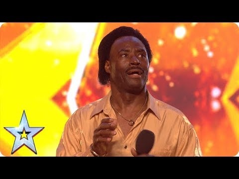 Xxx Mp4 Donchez Bags A GOLDEN BUZZER With His Wiggle And Wine Auditions BGT 2018 3gp Sex