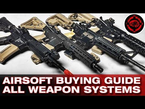 Best Airsoft Gun (AEG vs Polarstar vs Gas Blowback vs Tippmann)