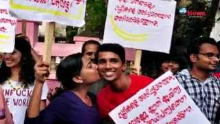 'Kiss of Love' Campaign: Former MP and Bengali Singer Kabir Suman Supporting