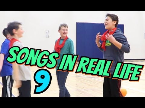 Songs in Real Life Part 9