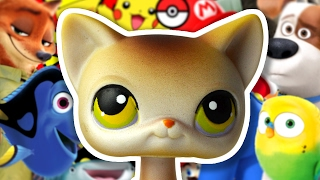 LPS: FUNNIEST PARODY MOMENTS #2!! (MyLPSpetworld)