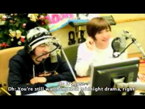 ENG | SPA Donghae misses (his stupid) Eunhyuk - EunHae