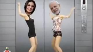 images Narendra Modi Funny Dance Video