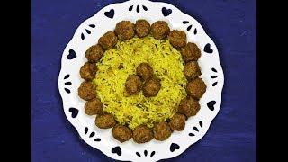 Kalam Polo Shiraz, A Persian delicacy