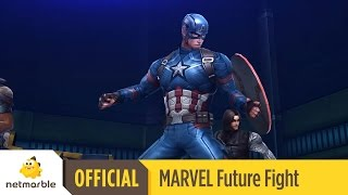 MARVEL Future Fight MARVEL'S Captain America : Civil War Update!
