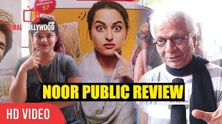 Noor Movie Public Review | Noor first Day Review | Sonakshi Sinha