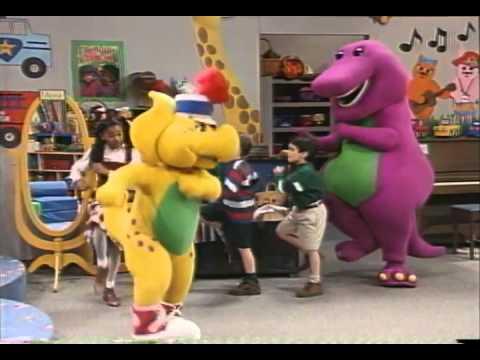 Barney s Musical Scrapbook Trailer 1997