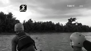 Patroli Rafting, Petugas Temukan Banyak Penambang Pasir Manual - 86