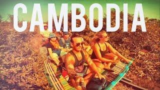 Gopro Cambodia Travel Film 2016