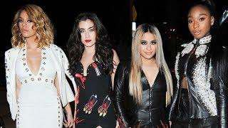 Fifth Harmony Singing Camila