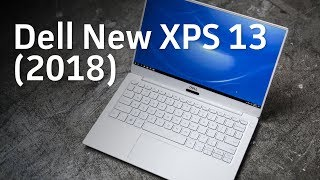 Dell New XPS 13 Review (2018)