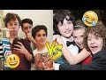 Download Video Download Stranger Things Cast VS IT Movie Cast - Who Is Funnier? 😊😊😊 - CUTE AND FUNNY MOMENTS 2017 3GP MP4 FLV