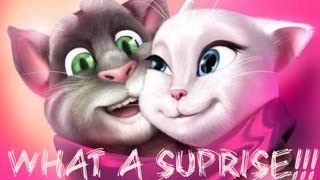 Tom loves Angela - Cartoon for kids - App review - Funny Story - Apple IOS Review
