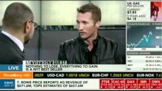Ryan Blair On Bloomberg [OFFICIAL RB VIDEO]