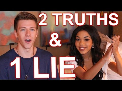 2 TRUTHS 1 LIE W TEALA DUNN Collins Key