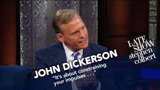John Dickerson Says Washington And Lee Aren