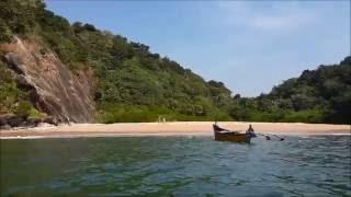 Secrets beaches of Goa: Palolem, Honeymoon, Butterfly and more..