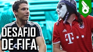 DESAFIO DE FIFA - BOLÍVIA x HERNANES