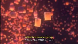 [HD] 6. Tangled(라푼젤) - I See The Light (영어+한글자막)
