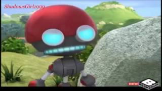 SonAmy Moment in Sonic Boom Season 2 Episode 63