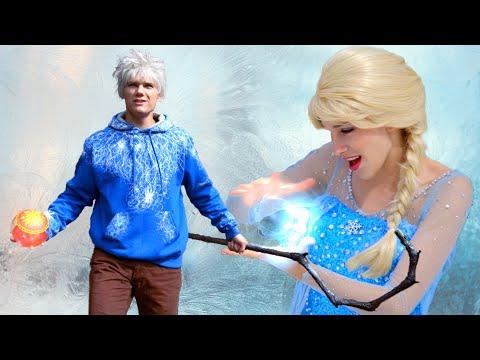 Disney Frozen 2 Elsa and Guardian Jack Frost - Find a Way (Jelsa) Fanfiction