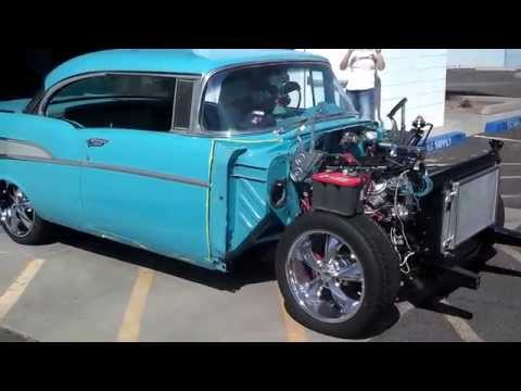 Mike's 57 Chevy with LS376/525