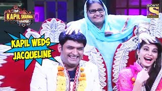 Kapil Weds Jacqueline - The Kapil Sharma Show