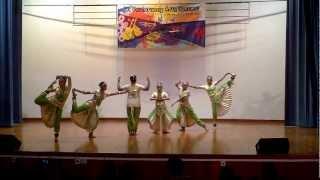 om shivo om dance (jjc culturals)