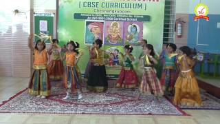 Valedictory Function Dance by UKG Girls