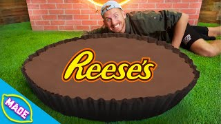 We Made a Giant Reese