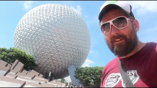 Adam The Woo goes to EPCOT Center - WDW 2015