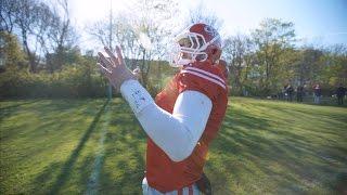 Amsterdam Crusaders bestormen Europa met Amerikaanse quarterback