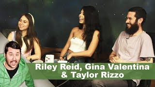 Riley Reid, Gina Valentina & Taylor Rizzo | Getting Doug with High