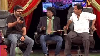 Jabardasth - జబర్దస్త్ - Chalaki Chanti Performance on 22nd May 2014
