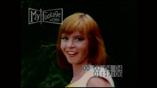 1966 BLESS 'EM ALL, THE LONG, SHORT, AND THE TALL Ode to Men a Scopitone Stock Footage HD