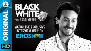 Catch Tiger Shroff on Black & White - The Interview