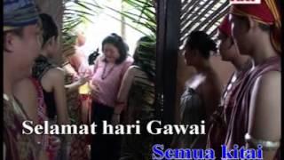 Andrewson Ngalai - Petara Ngabang Gawai