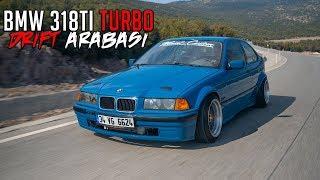 BMW E36 318Ti Compact Turbo İle Yanladık / Düşük Bütçeli Drift Arabasını Test Ettik