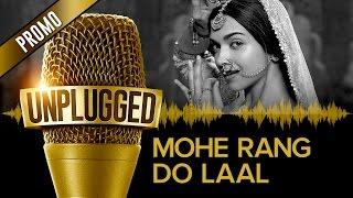 Mohe Rang Do Laal UNPLUGGED Promo by Shreya Ghoshal