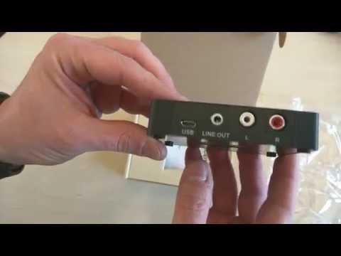 TaoTronics TT-BR02 Bluetooth Receiver Unboxing
