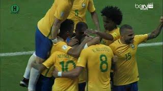 أهداف مبارة البرازيل  و أوروجواي 2 - 2 تصفيات أمريكا الجنوبية المؤهلة لكأس العالم 2018 26-3-2016 HD