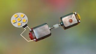 How to Make a Free Energy Light Bulbs । Lifetime Power Free (100% work)